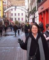 Betty on Carnaby Street