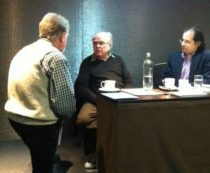 Peter DeBono, Michael Attenborough, Matt Wolf